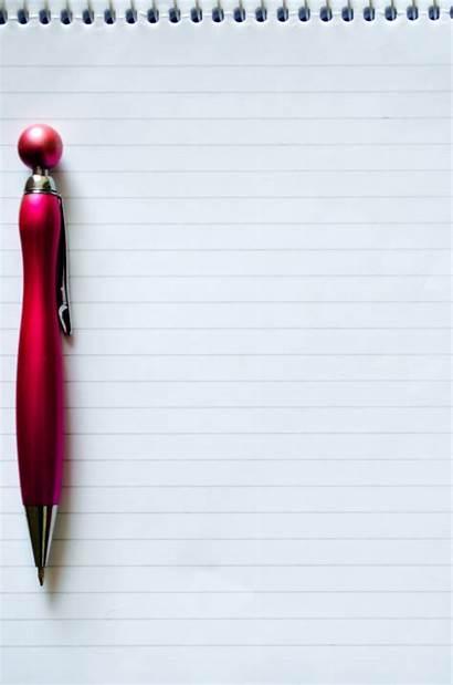 Pen Paper Domain Commercial Business Publicdomainpictures