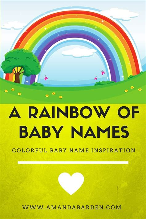 rainbow colors meaning best 25 rainbow baby names ideas on kid names