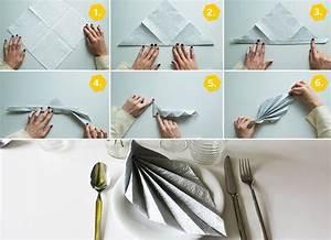 Serviettenfalttechniken Mit Papierservietten : servietten falten einfach 15 anleitungen f r jeden anlass ~ Watch28wear.com Haus und Dekorationen