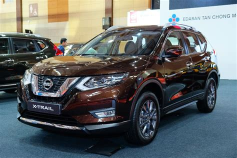nissan x trail facelift 2020 2019 nissan x trail facelift revealed more features