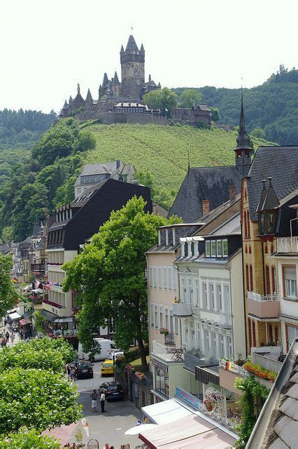 Cochem Germany Cochem Is The Seat Of And The Biggest