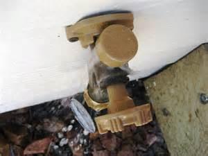 anti siphon valve leaking internachi inspection forum