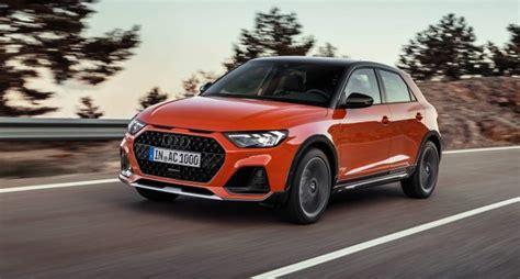 Audi A1 Citycarver je povišena verzija najmanjeg modela u ...