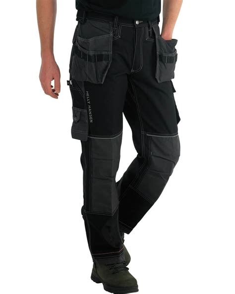 Helly Hansen Chelsea Construction Work Trousers - Aspect CPM