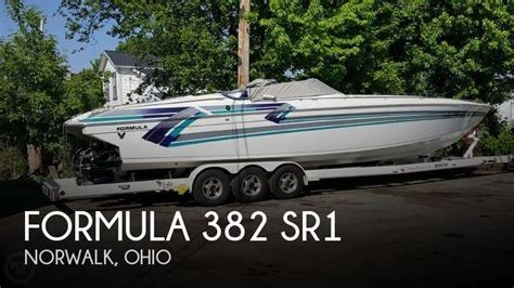 Boats For Sale Norwalk Ohio by Sold Formula 382 Sr1 Boat In Norwalk Oh 107156