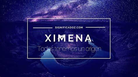 Graffiti Ximena : Nombre Ximena En Graffiti