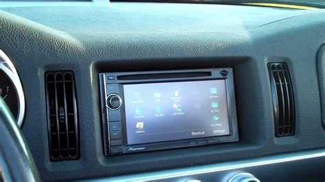pioneer bt install   chevy ssr youtube