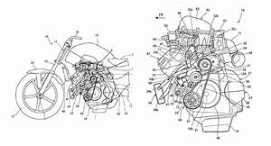 Rumour  Supercharged Honda Motorcycle Patents Spied