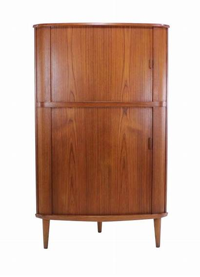 Corner Tambour 1stdibs Cabinet Modern Furniture Doors