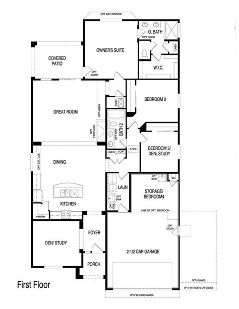 Pulte Home Floor Plans Best Of Pulte Homes  New Home