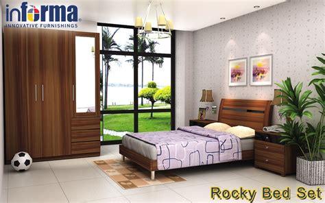 Informa Bedroom Set