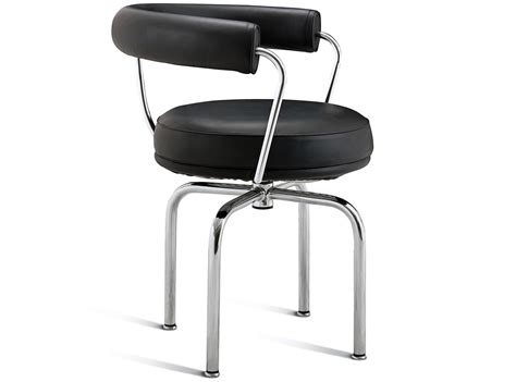 replica lc7 swivel chair le corbusier