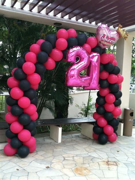 21st birthday decorations 21st birthday balloon ideas balloonparty ie