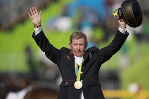 Comeback king S... Nick Skelton Quotes