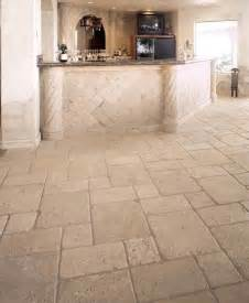 tumbled travertine versailles pattern travertine tile
