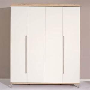 Kleiderschrank 4 Türen : paidi remo kleiderschrank 4 t ren online kaufen ~ Markanthonyermac.com Haus und Dekorationen
