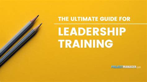 leadership training options