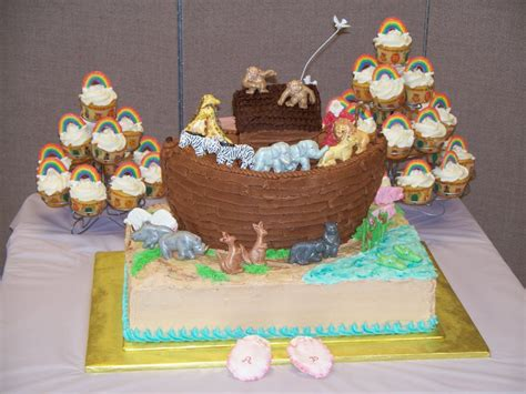 Noah S Ark Baby Shower Theme - you to see noah s ark baby shower cake for by