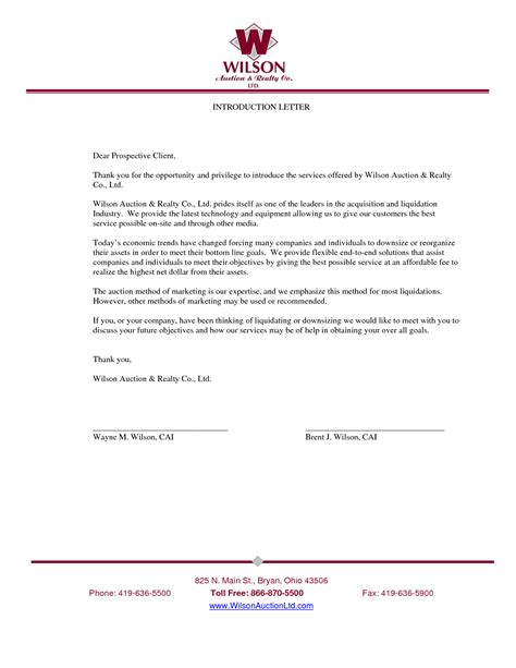 company introduction letter   business scrumps