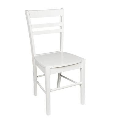 chaises de cuisine blanches soldes chaise de salle à manger pas cher but fr
