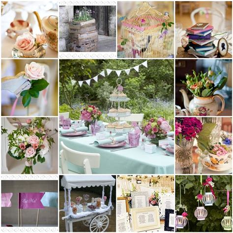 garden wedding theme ideas in