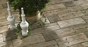 Terrasse In Holzoptik : betonpflaster betonsteine f r garten und terrasse ~ Sanjose-hotels-ca.com Haus und Dekorationen