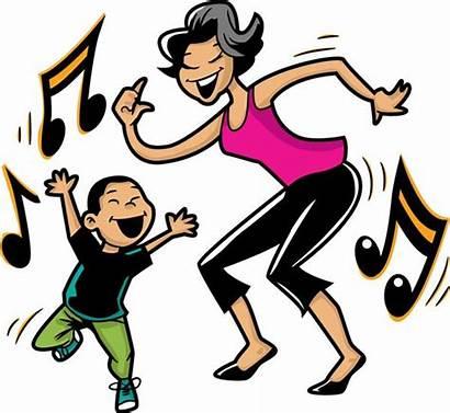 Dance Clipart Movement Mother Son Summer Mom