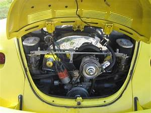 Find Used 1971 Vw Superbeetle Yellow  1640c In Engine