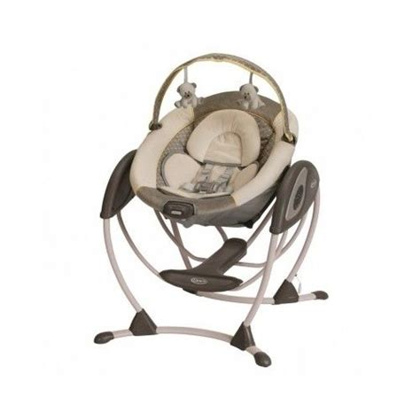 baby rocking bouncer infant toddler cradle swing chair