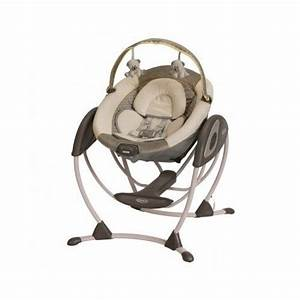 BABY Rocking Bouncer Infant Toddler Cradle Swing Chair ...