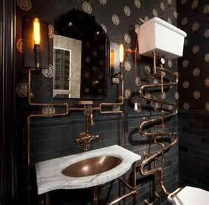 bronze pull kitchen faucet san francisco architect designs an elaborate steunk