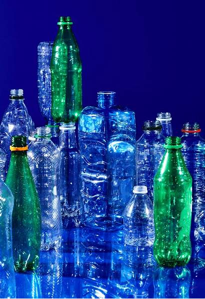 Plastic Bottle Bottles Garbage Container Water Glass