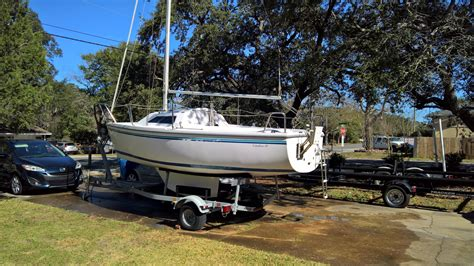 Boat Trailers For Sale Destin Fl by 2003 Catalina 18 Sail Boat For Sale Www Yachtworld