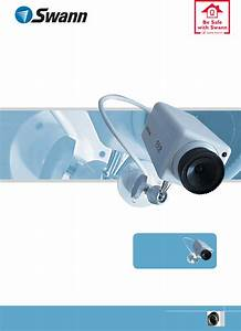 Swann Security Camera Imitation Security Camera User Guide