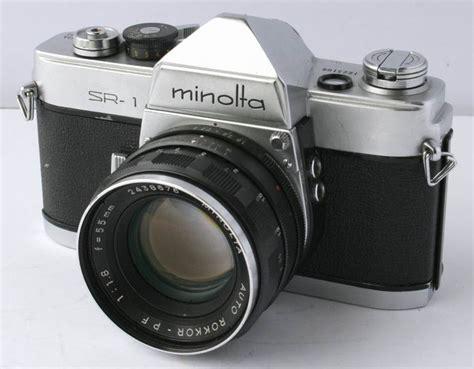 Minolta Sr 1 Model C