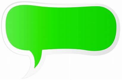 Bubble Speech Clipart Transparent Yopriceville
