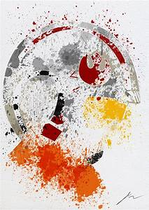 ArianNoveir-Abstract-Star Wars-Characters-8 | 123 Inspiration