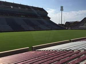Oklahoma Memorial Stadium Seating Chart With Rows And Seat