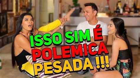 Isso Sim É PolÊmica Pesada!!! Feat. Mc Mirella E Mc