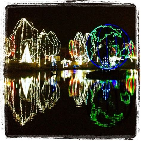 wildlights at columbus zoo aquarium ohio instagram