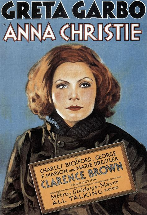Anna Christie (1930 German-language film) - Wikipedia