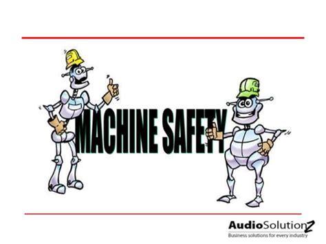 machine guarding  practical approach  osha compliance