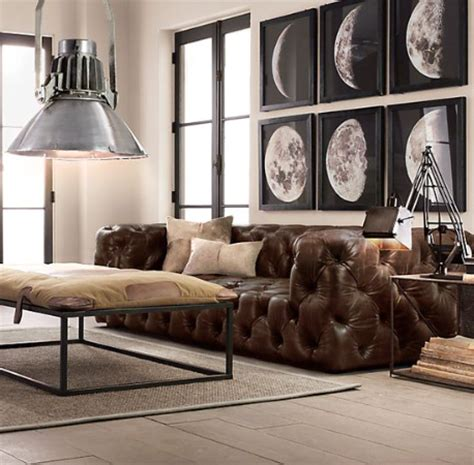 couch styles   living room  boho  industrial