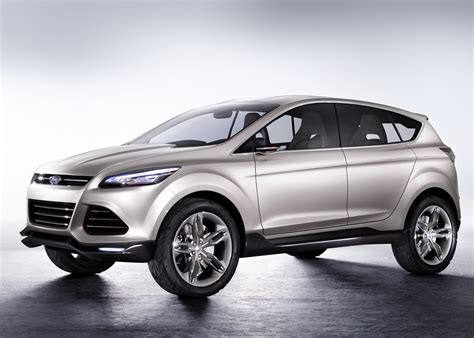 ford crossover ford vertrek crossover concept to replace escape and kuga