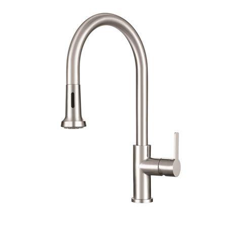 Franke Nickel Pull Down Faucet, Nickel Franke Pull Down Faucet