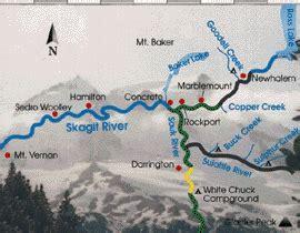 Sauk River Rafting, Washington State Whitewater River Rafting