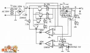 Constant Voltage And Constant Current Regulated Power