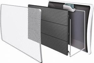Chauffage Panneau Rayonnant : radiateurs lectriques rayonnant eco energie solutions ~ Edinachiropracticcenter.com Idées de Décoration