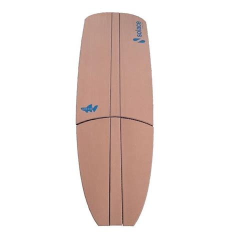 Sup Deck Pad Material by Cork Deck Pad Wave Tribe Your Eco Rad Surf Tribe