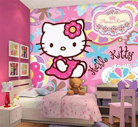 gambar wallpaper kamar  kitty kampung wallpaper